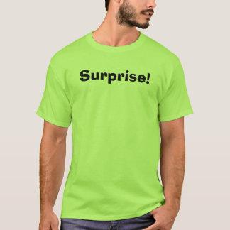 驚き! Tシャツ