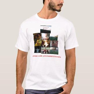 驚くばかりに愚かワイシャツ Tシャツ