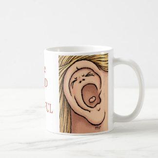 驚くようなニュースのマグ コーヒーマグカップ