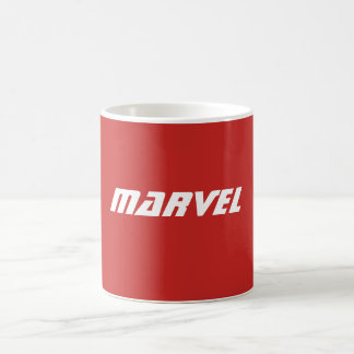 驚嘆のコーヒー・マグ(赤い) モーフィングマグカップ