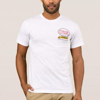 驚嘆のデータベース Tシャツ