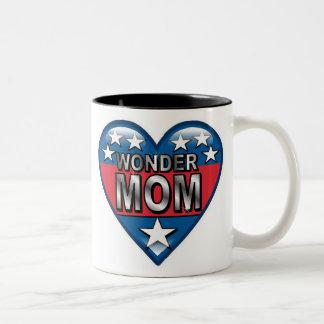 驚異のお母さん ツートーンマグカップ