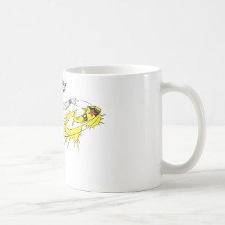 驚異のWomanThrowsの王冠 コーヒーマグカップ