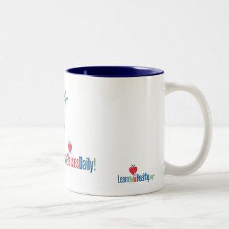 驚異水マグ ツートーンマグカップ