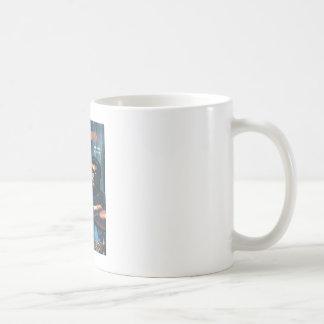 驚異的な科学Fiction_は1950_Pulp芸術よろしいです コーヒーマグカップ