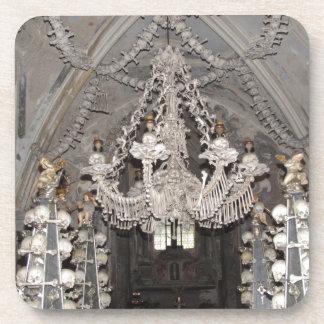 骨のシャンデリア コースター