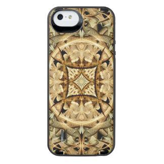 骨の曼荼羅 iPhone SE/5/5sバッテリーケース