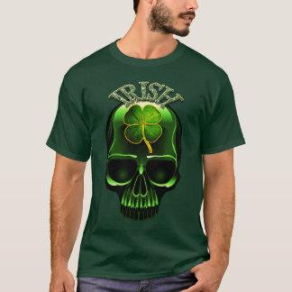 骨へのアイルランド語 Tシャツ