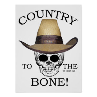 骨への国 ポスター