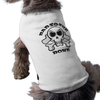 骨への悪い状態 ペット服