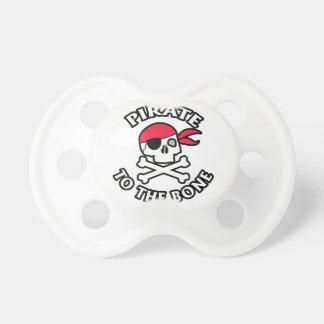 骨への海賊 おしゃぶり