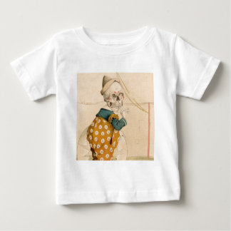 骨格ピエロ ベビーTシャツ