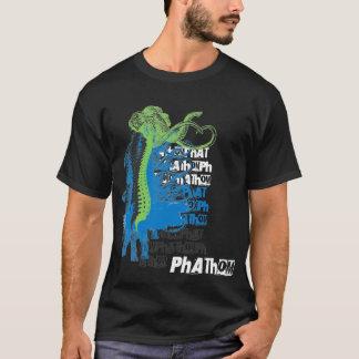 骨格マンモス Tシャツ