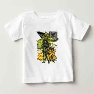 骨格兵士 ベビーTシャツ