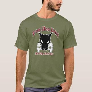 骨犬ビール Tシャツ