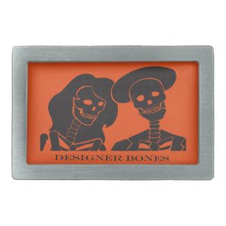 骨組カップルのベルトの留め金 長方形ベルトバックル