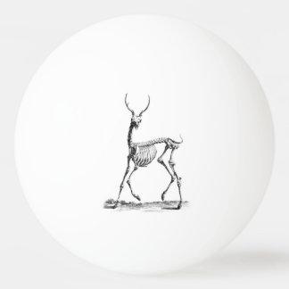骨組シカのピンポン球 卓球ボール