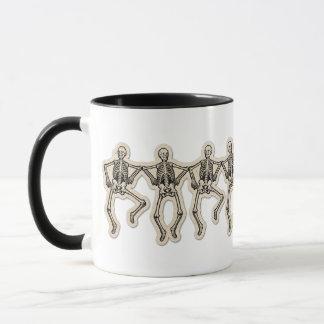 骨組ブギウギ マグカップ