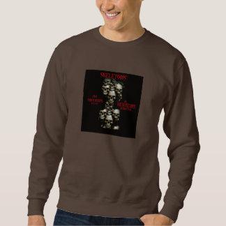 骨組ポスタースエットシャツ(チョコレート) スウェットシャツ