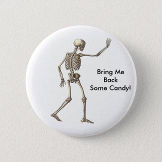 骨組振るボタン 缶バッジ