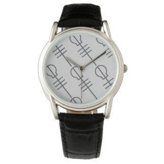 骨組派閥パターン 腕時計