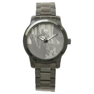 骨組読書 腕時計