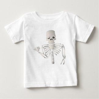 骨組 ベビーTシャツ
