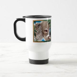 骨董品のコアラのマグ トラベルマグ