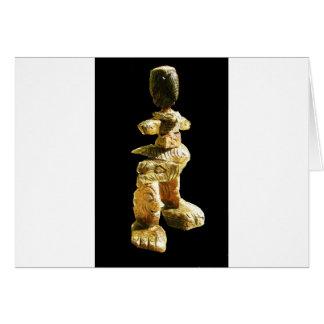 骨髄のための石造りの人 カード