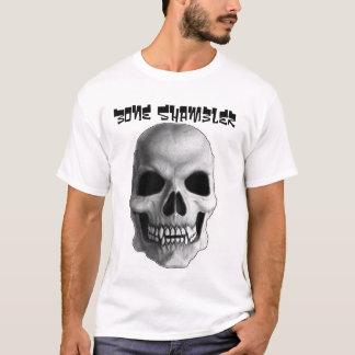 骨Shambler -ひびのワイシャツ Tシャツ