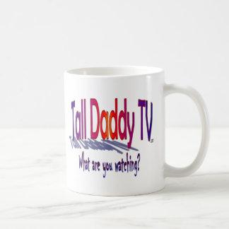 高いお父さんのロゴのマグ コーヒーマグカップ