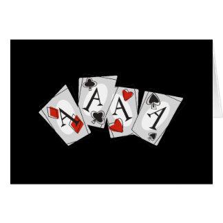 高いエース カード