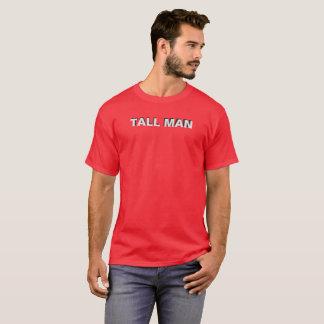 高い人のTシャツ Tシャツ