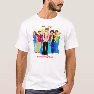 高い地獄 Tシャツ