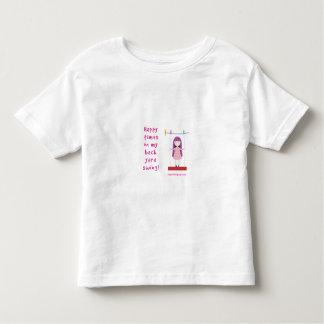 高い振動スージーの幼児のワイシャツ トドラーTシャツ