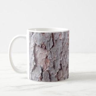 高い松の木の吠え声の壁紙 コーヒーマグカップ