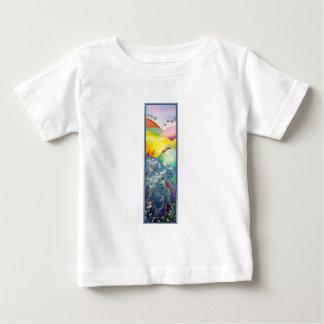 高い田舎映像 ベビーTシャツ