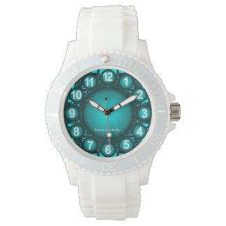 高い発電の未来派の腕時計 腕時計