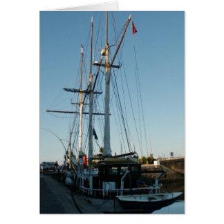 高い船Frya カード