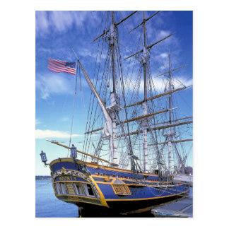 高い船HMSの奨励金 ポストカード