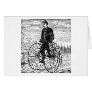 高い車輪3の車輪の自転車Trike カード