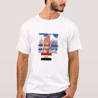 高い5イラク Tシャツ