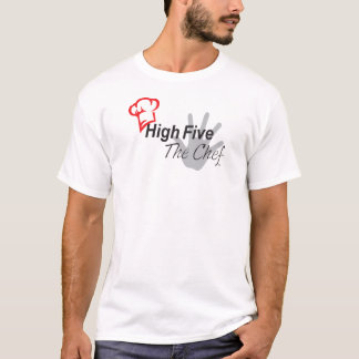 高い5シェフのTシャツ Tシャツ
