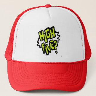 高い5野球帽 キャップ