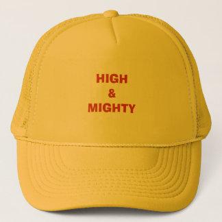 高い&MIGHTY キャップ