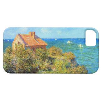 高いResクロード・モネの漁師のコテージ iPhone SE/5/5s ケース