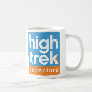 高いTREKの冒険のロゴ コーヒーマグカップ