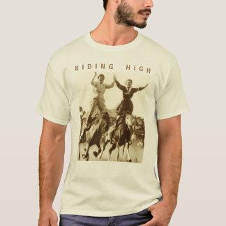高く乗車 Tシャツ