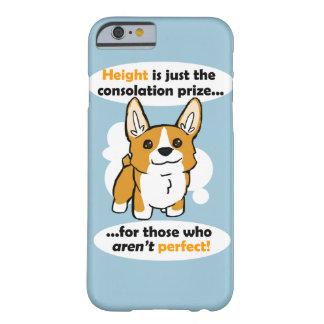 高さはちょうど安らぎ賞-場合です BARELY THERE iPhone 6 ケース