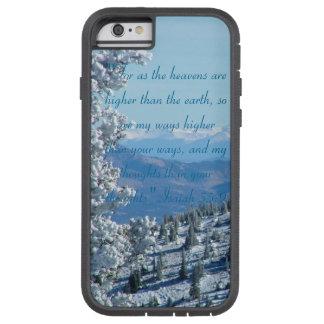 """""""高の天国"""" -山のiPhoneの場合 Tough Xtreme iPhone 6 ケース"""